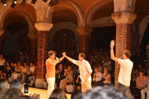 Concierto para BCN Brand, 080 Barcelona Fashion Week 2014