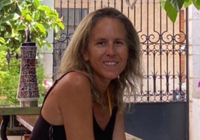 Sandra desaparecida